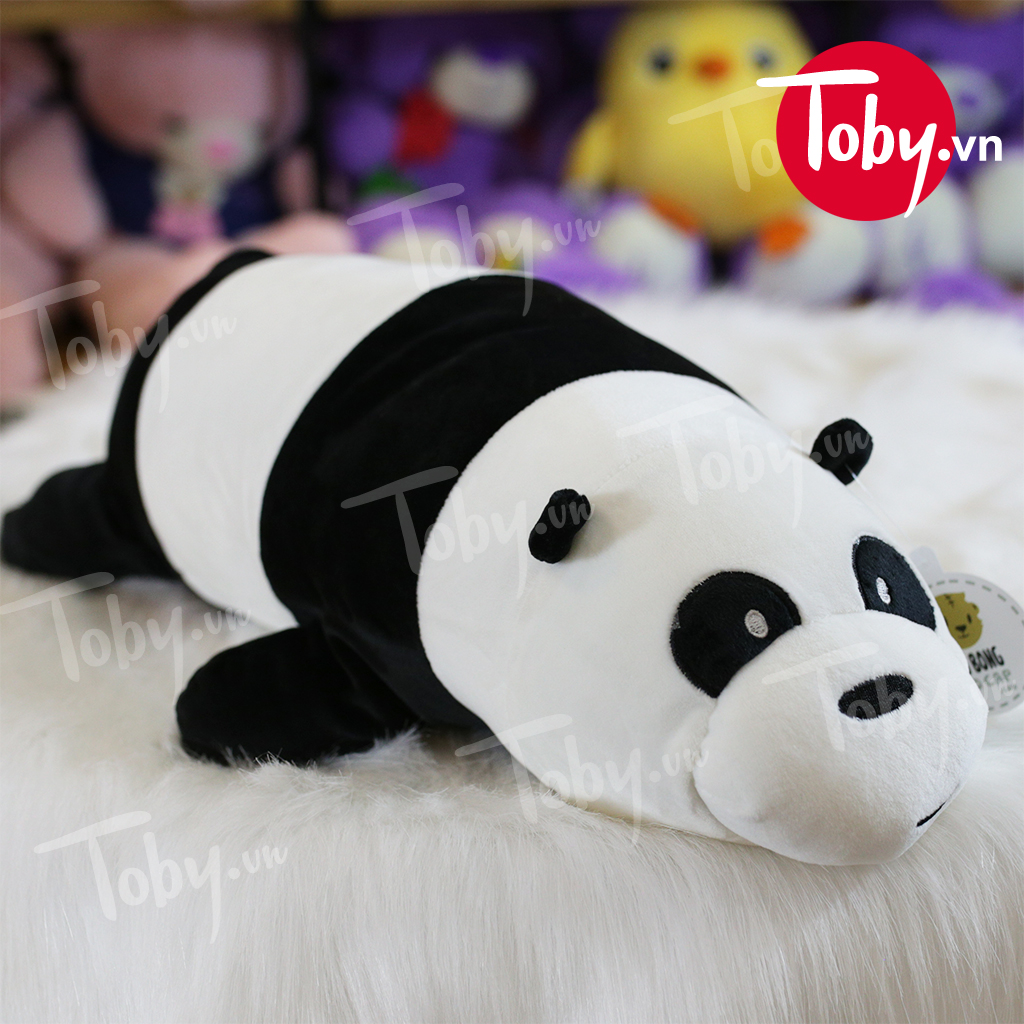 Gấu Panda - Gấu We Bare Bear