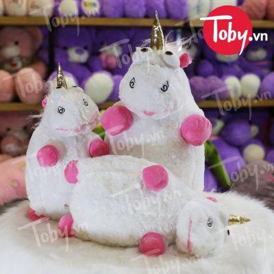 Gấu Bông Unicorn - Kì Lân Bông