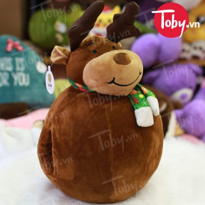 Tuần Lộc Gấu Bông - Đút Tay